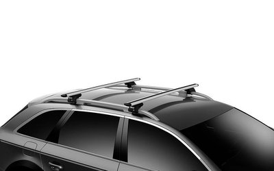 CAN SOLUTIONS BVBA - THULE EVO SQUAREBAR BLACK